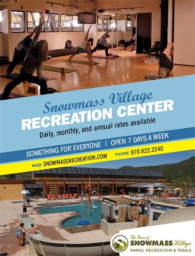 Snowmass Village Recreation Center