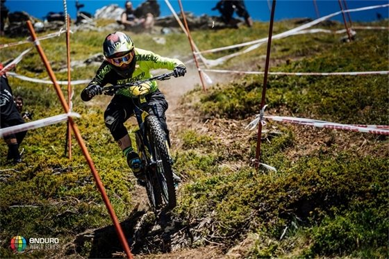 Enduro in Action