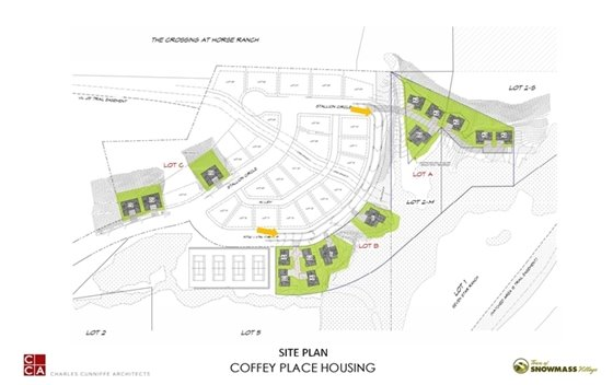 Coffey Place Site Plan