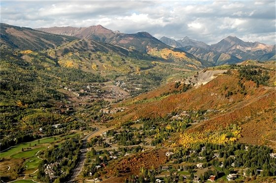 Autumn in Snowmass