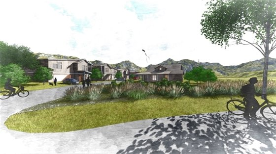 Coffey Place Rendering