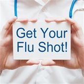 Flu shot clinic Oct 10