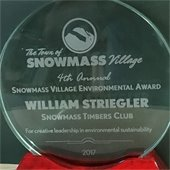 Environmental Leadership Award