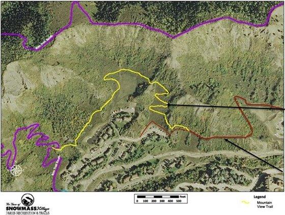 New Hawk Ridge Trail
