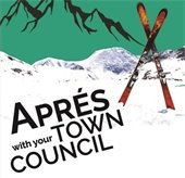 apres with Town Council image 4/3