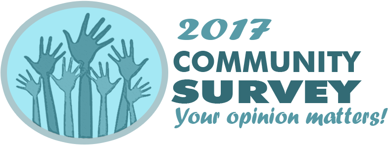 2017 Community Survey Logo