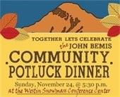 Community Pot Luck